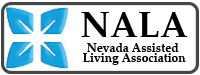 logo for Nevada Assisted Living Association