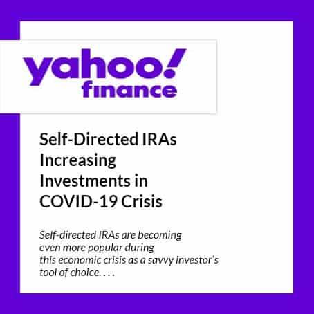 Yahoo finance self directed ira quail senior care article