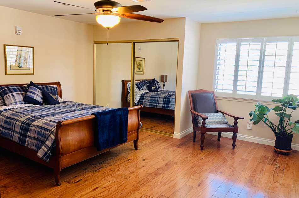 quail house lodge suite